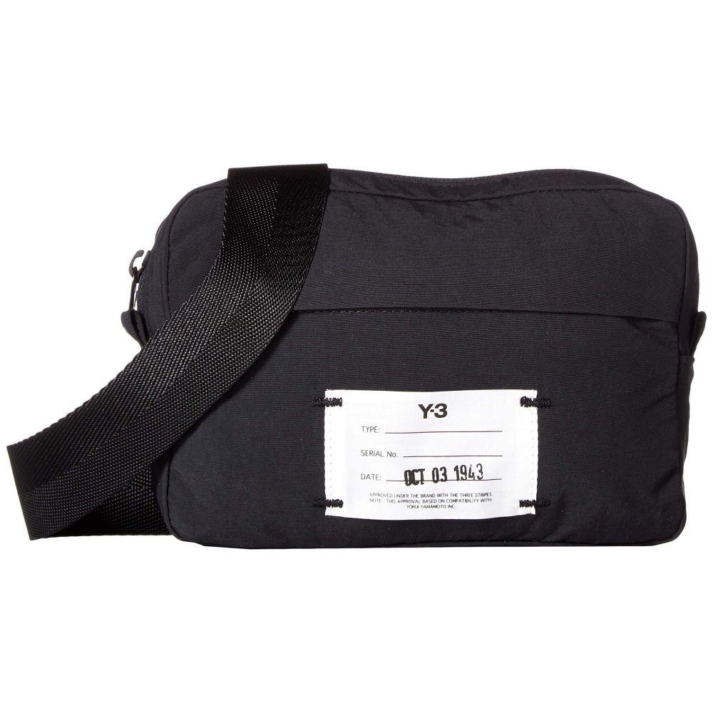 ワイスリー adidas Y-3 by Yohji Yamamoto レディース バッグ ハンドバッグ【Y-3 Multi Pocket】Black