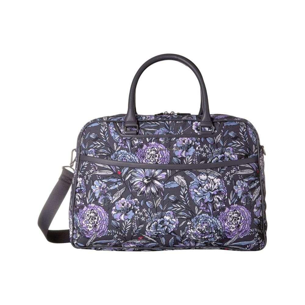 ヴェラ ブラッドリー Vera Bradley レディース バッグ ボストンバッグ・ダッフルバッグ【Iconic Lay Flat Weekender Bag】Lavender Bouquet