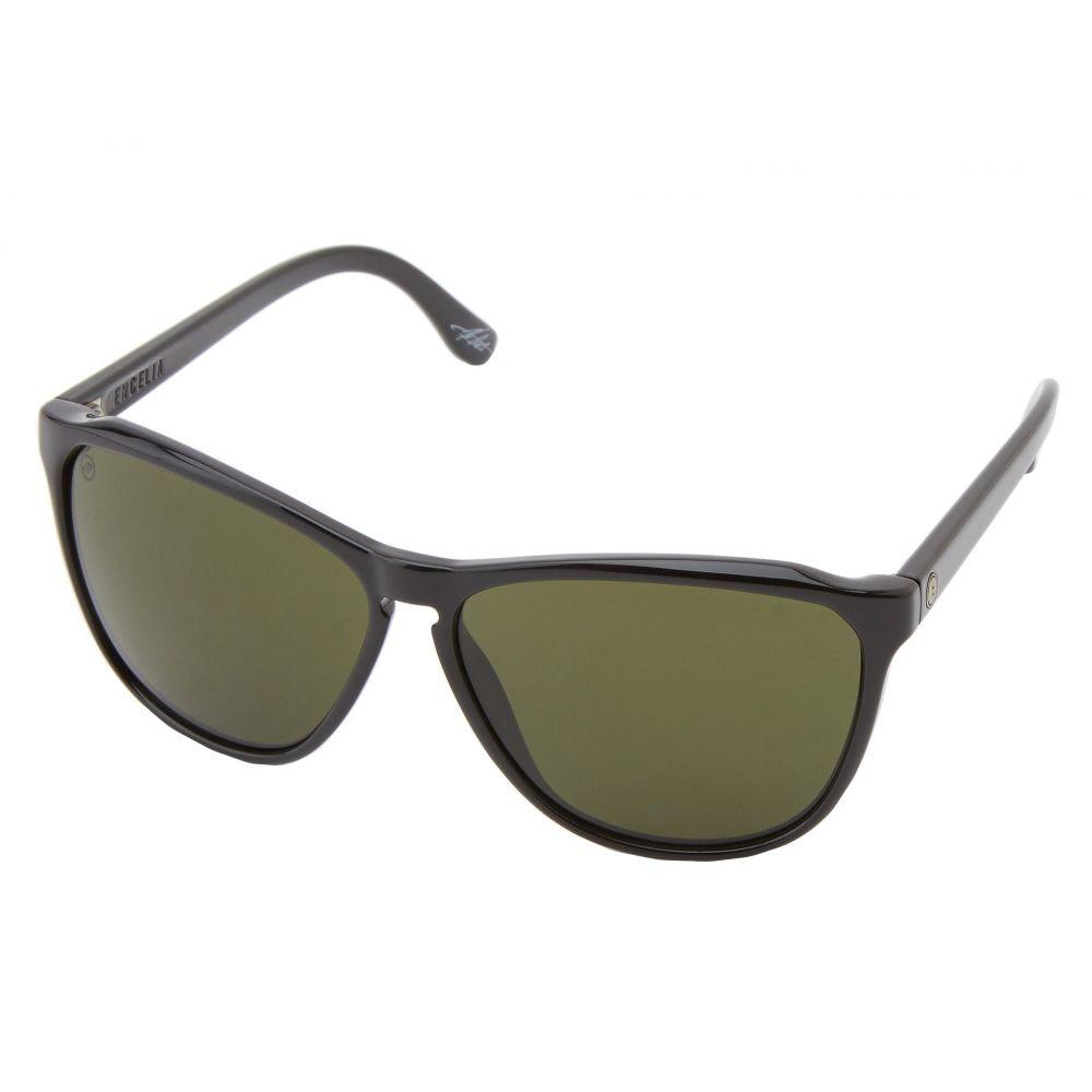 エレクトリック Electric Eyewear レディース メガネ・サングラス【Encelia】Gloss Black/Ohm Grey