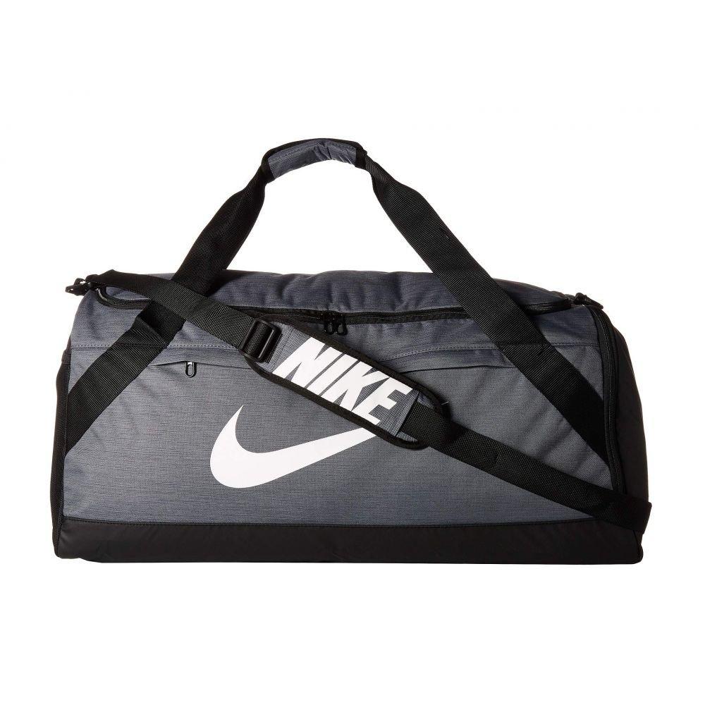 ナイキ Nike レディース バッグ ボストンバッグ・ダッフルバッグ【Brasilia Large Duffel Bag】Flint Grey/Black/White