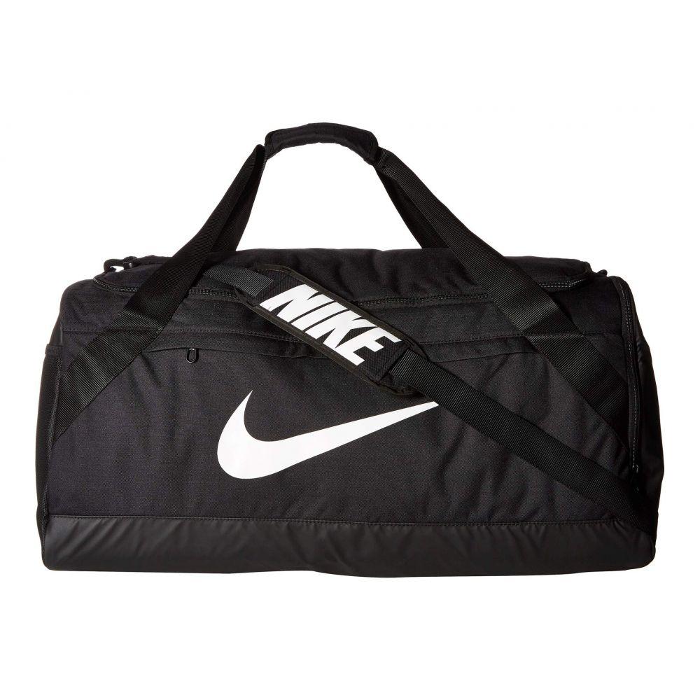 ナイキ Nike レディース バッグ ボストンバッグ・ダッフルバッグ【Brasilia Large Duffel Bag】Black/Black/White
