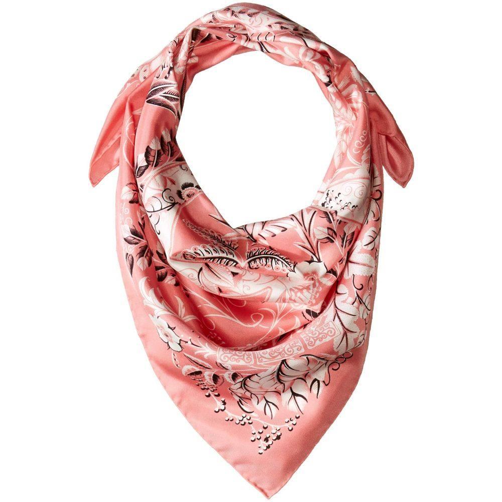 サルヴァトーレ フェラガモ Salvatore Ferragamo レディース マフラー・スカーフ・ストール【317826 Fo Tapestry 7】F. Flamingo