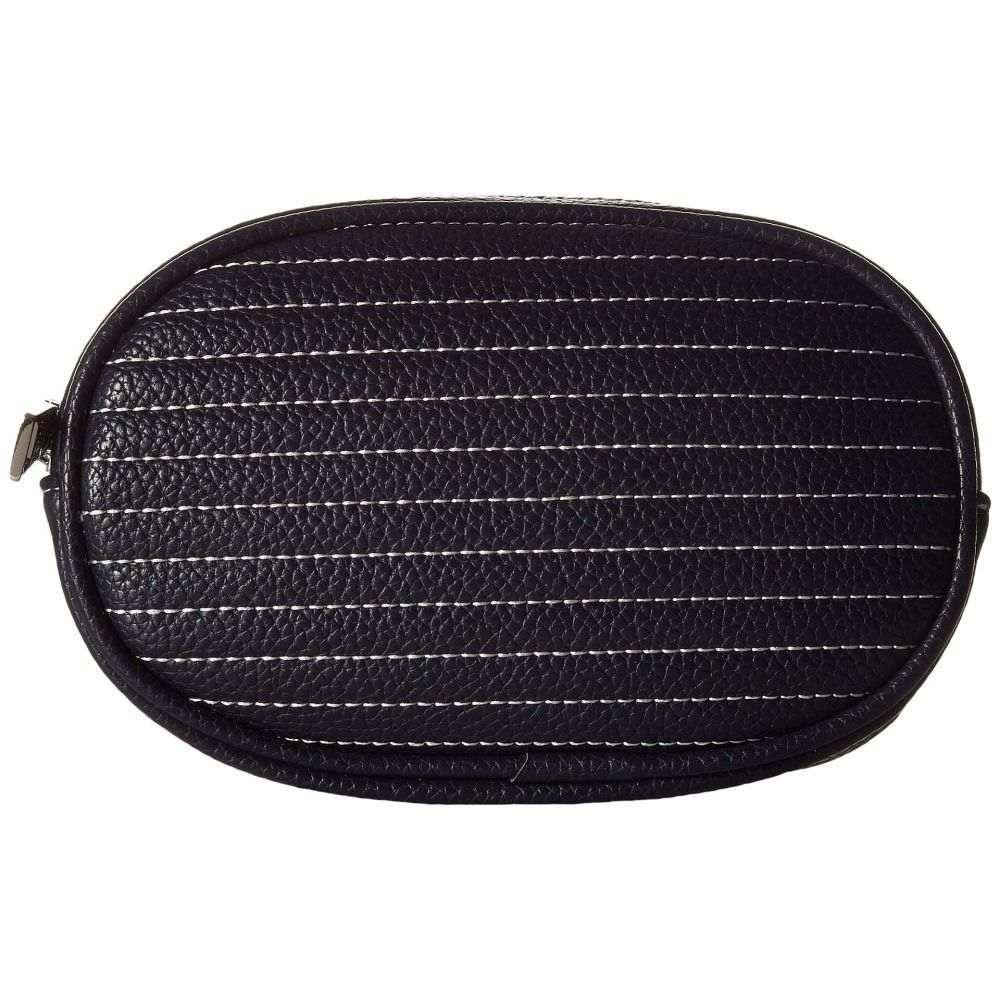 スティーブ マデン Steve Madden レディース バッグ ボディバッグ・ウエストポーチ【Adjustable Web Strap Belt Bag】Navy
