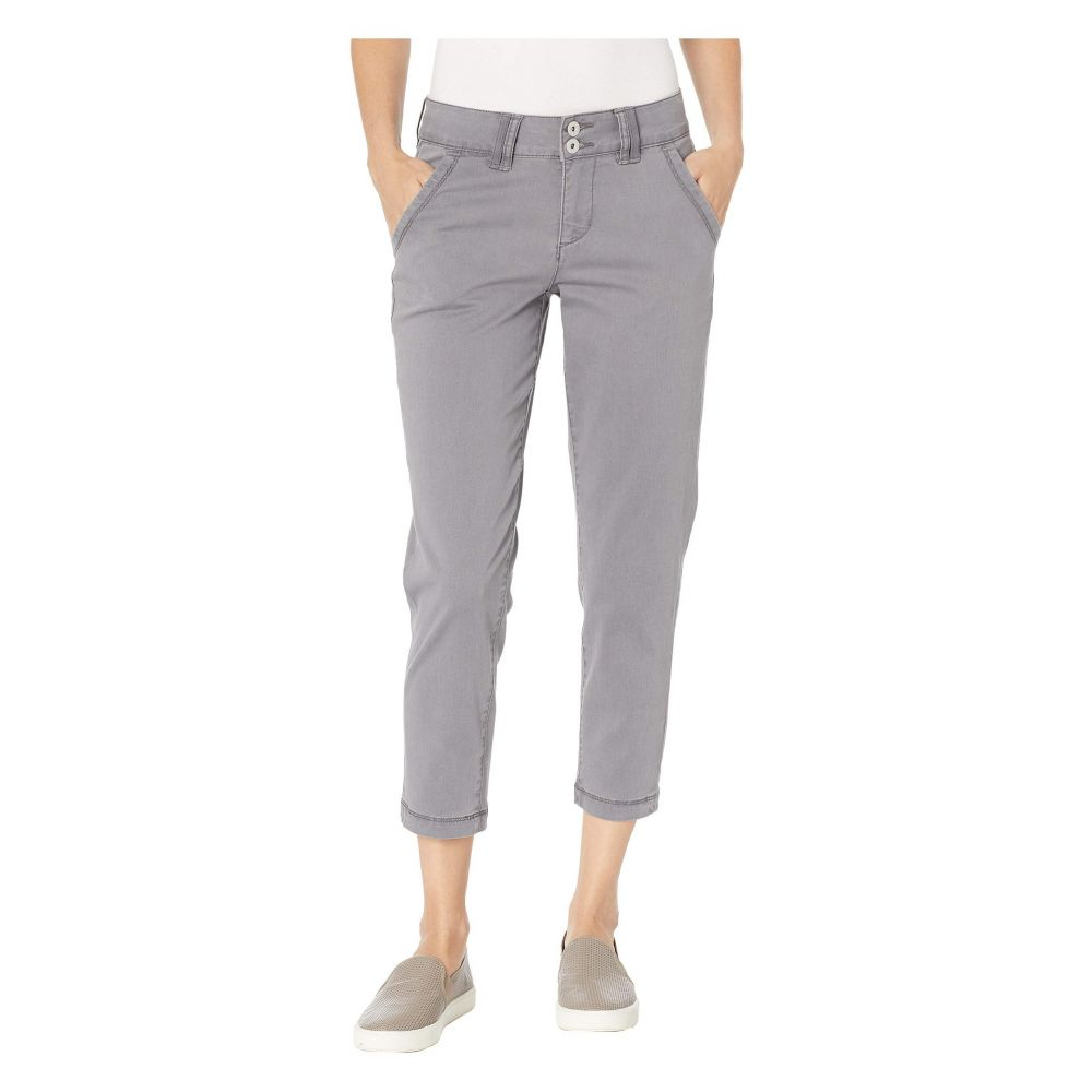 ジャグ ジーンズ Jag Jeans レディース ボトムス・パンツ クロップド【Flora Chino Crop】Grey Streak