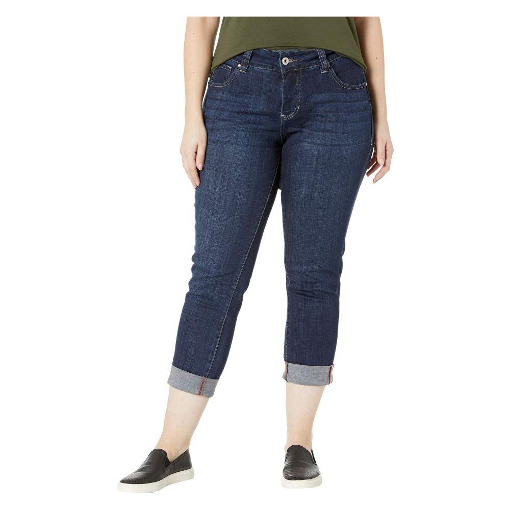 ジャグ ジーンズ Jag Jeans Plus Size レディース ボトムス・パンツ ジーンズ・デニム【Plus Size Carter Girlfriend Jeans】Night Breeze