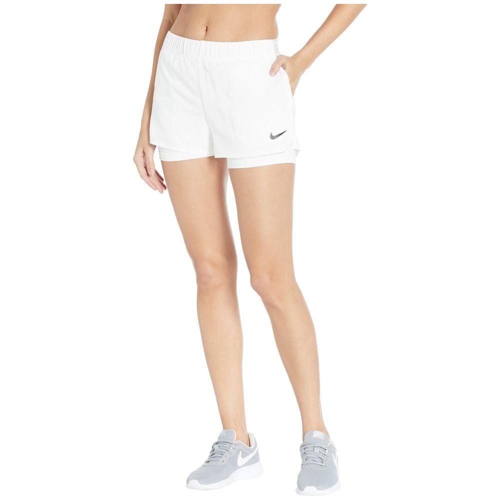 ナイキ Nike レディース ボトムス・パンツ ショートパンツ レディース【Flex ナイキ Shorts】White Shorts】White/Black/Black, キャンディーマジック:e76ae422 --- sunward.msk.ru