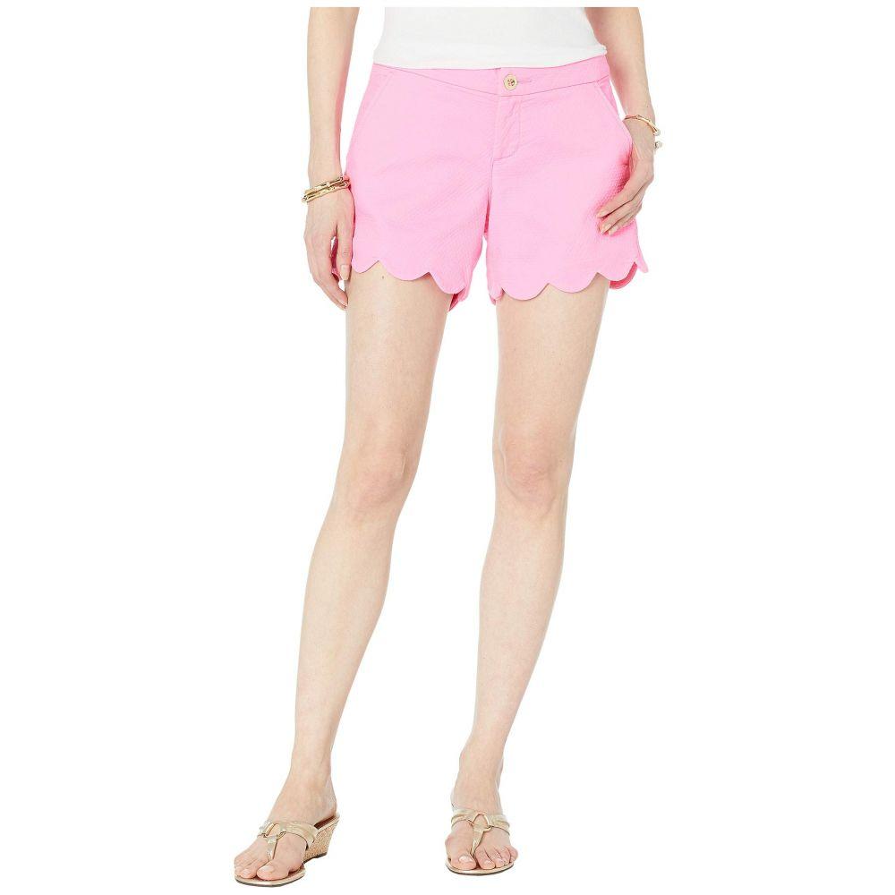 リリーピュリッツァー Lilly Pulitzer レディース ボトムス・パンツ ショートパンツ【Buttercup Stretch Shorts】Pink Tropics