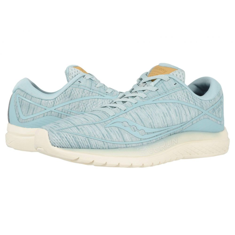 サッカニー Saucony レディース ランニング・ウォーキング シューズ・靴【Kinvara 10】Aqua Shade