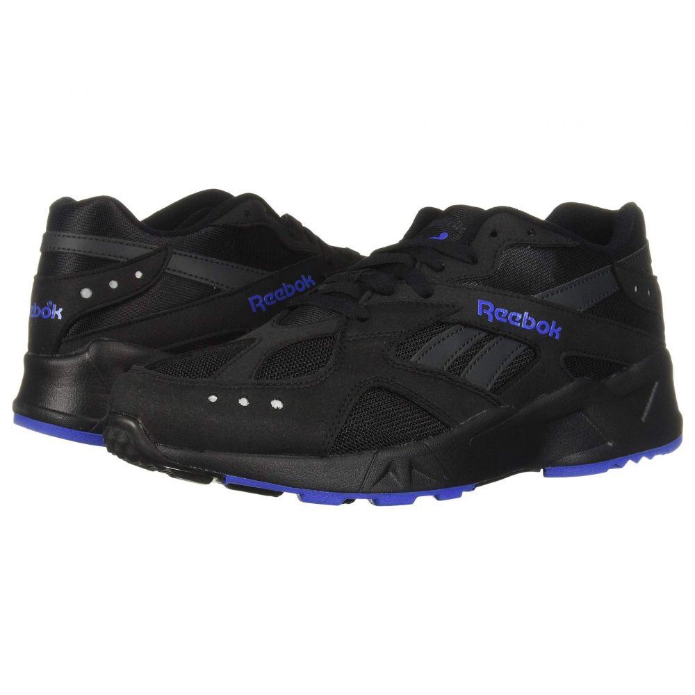 リーボック Reebok Lifestyle レディース ランニング・ウォーキング シューズ・靴【Aztrek】Black/White/Crushed Cobalt/Blue Hills