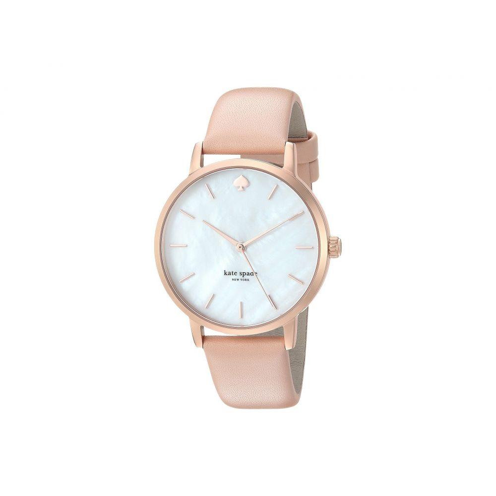 ケイト スペード Kate Spade New York レディース 腕時計【Metro - KSW1403】Rose Gold