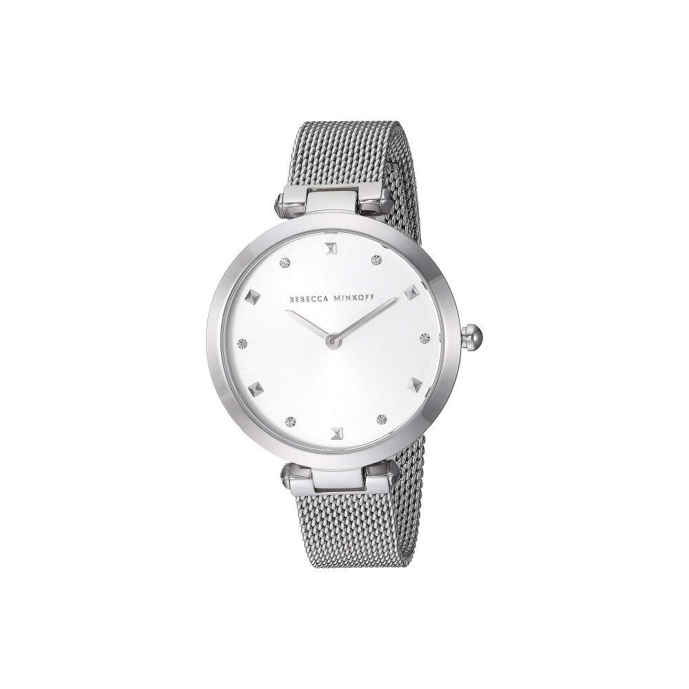 レベッカ ミンコフ Rebecca Minkoff レディース 腕時計【Nina - 2200299】Stainless Steel