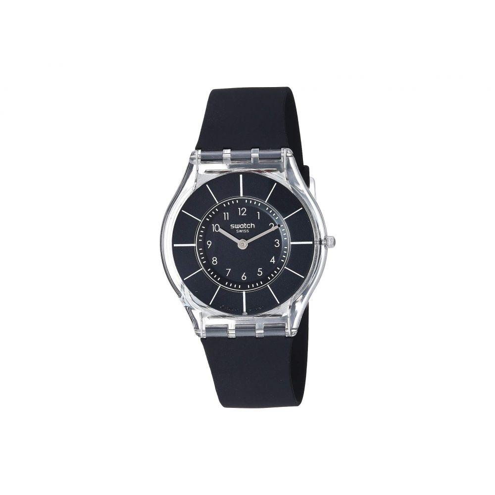 スウォッチ Swatch レディース 腕時計【Black Classiness - SFK361】Black
