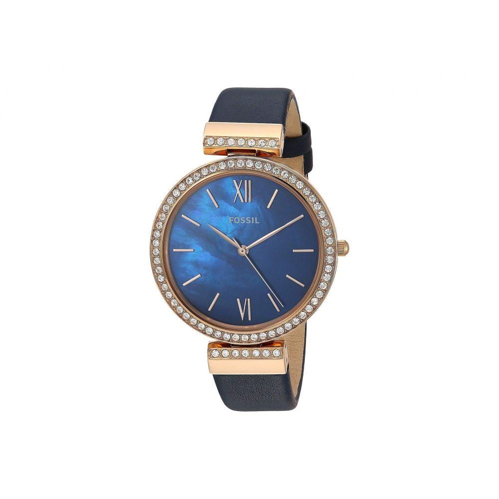 フォッシル Fossil レディース 腕時計【Madeline - ES4538】Navy