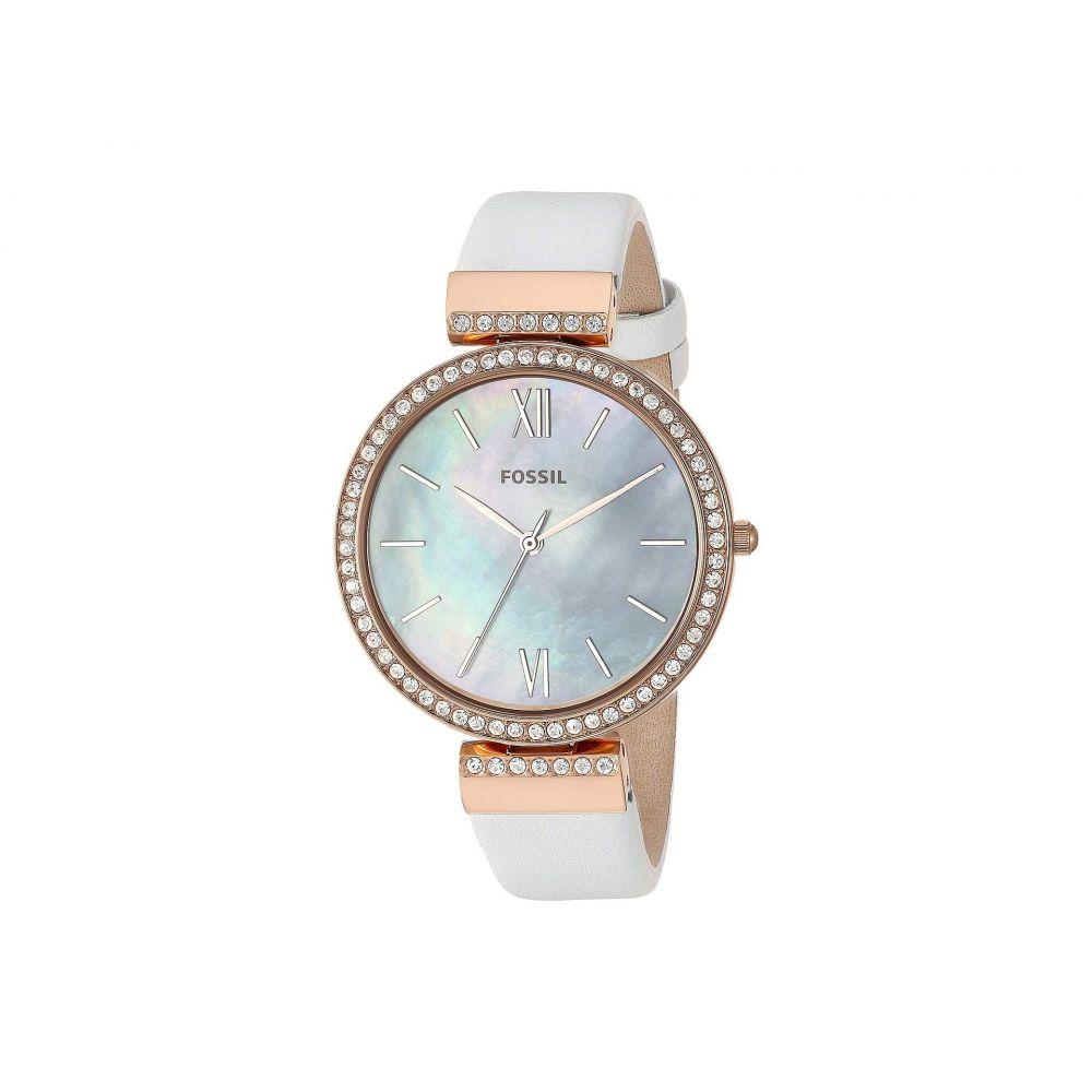 フォッシル Fossil レディース 腕時計【Madeline - ES4581】White