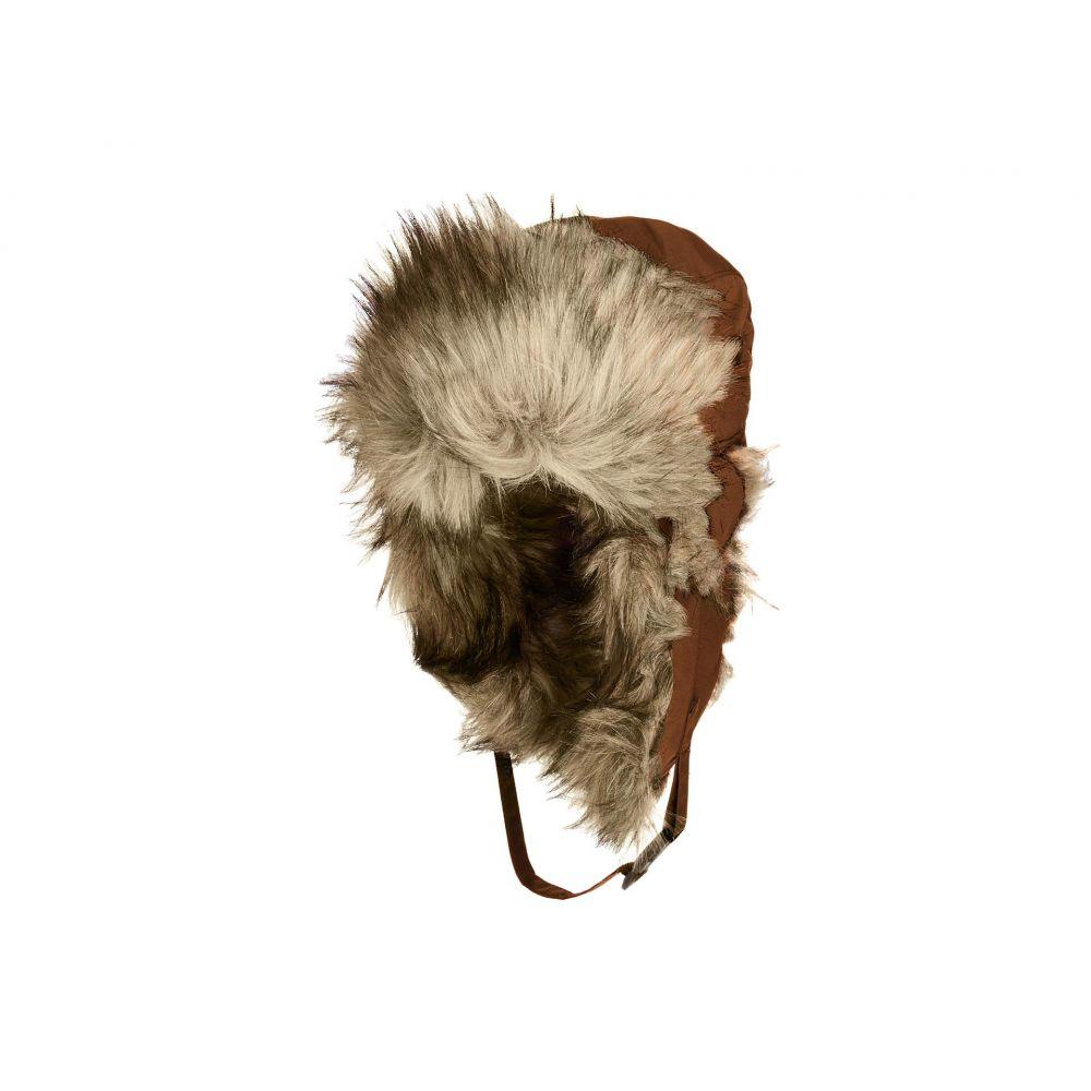 フェールラーベン Fjallraven レディース 帽子【Nordic Heater】Chestnut