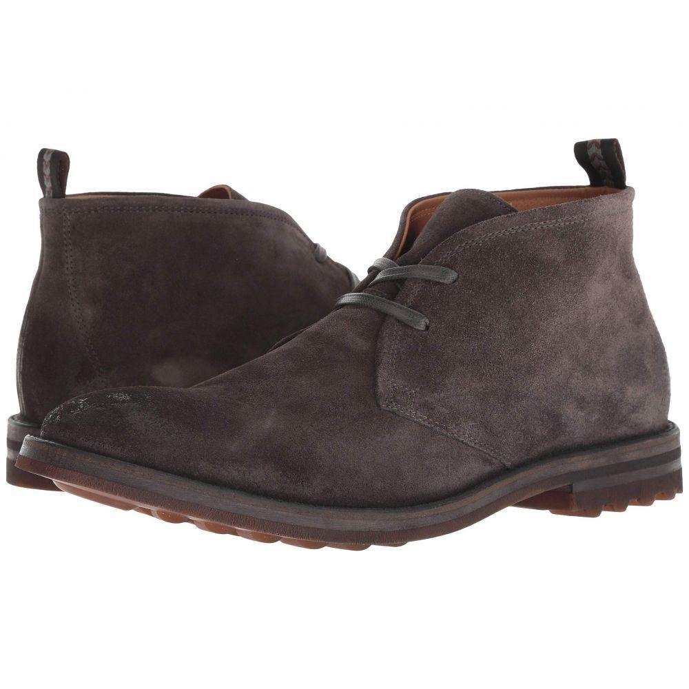 ジョン バルベイトス John Varvatos Collection メンズ シューズ・靴 ブーツ【Stanton Chukka】Lead
