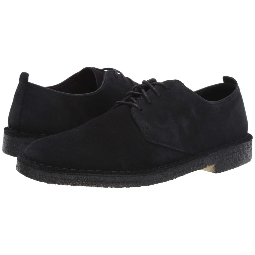 クラークス Clarks メンズ シューズ・靴 革靴・ビジネスシューズ【Desert London】Black Suede 2