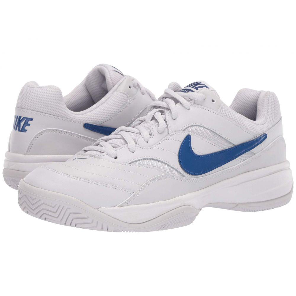ナイキ Nike メンズ テニス シューズ・靴【Court Lite】Vast Grey/Indigo Force