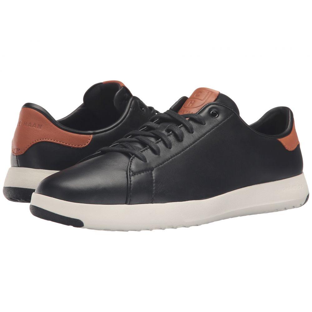 コールハーン Cole Haan メンズ テニス シューズ・靴【Grandpro Tennis】Black/British Tan