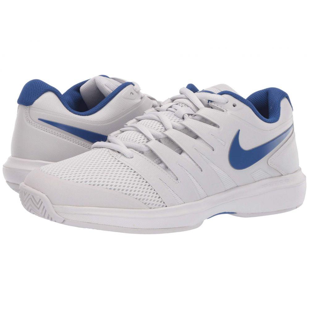 ナイキ Nike メンズ テニス シューズ・靴【Air Zoom Prestige】Vast Grey/Indigo Force/Indigo Force