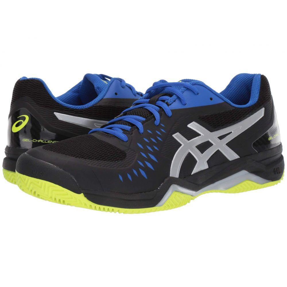 アシックス ASICS メンズ テニス シューズ・靴【Gel-Challenger 12 Clay】Black/Silver