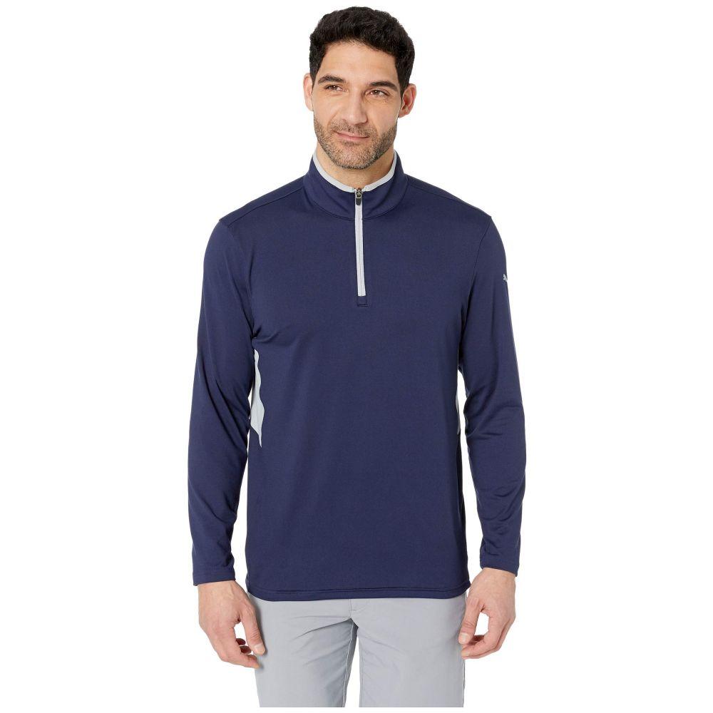 プーマ PUMA Golf メンズ トップス【Rotation 1/4 Zip】Peacoat