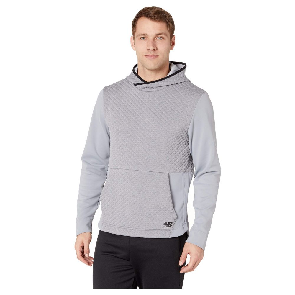 ニューバランス New Balance メンズ トップス【Heatloft Pullover】Athletic Grey