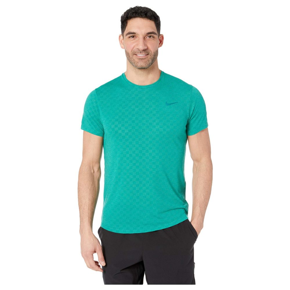 ナイキ Nike メンズ トップス【Court Challenger Top Short Sleeve】Mystic Green/Mystic Green