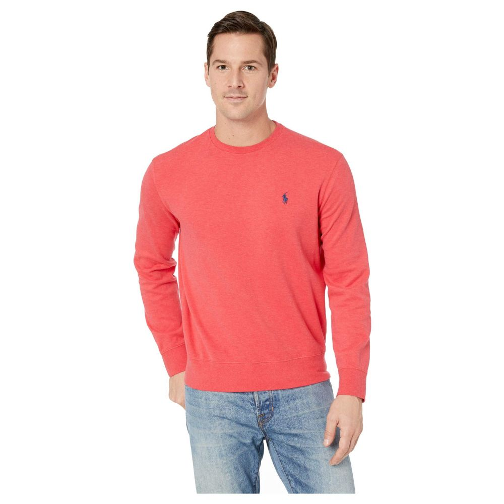 ラルフ ローレン Polo Ralph Lauren メンズ トップス【Double Knit Jersey Long Sleeve Knit】Rosette Heather 1