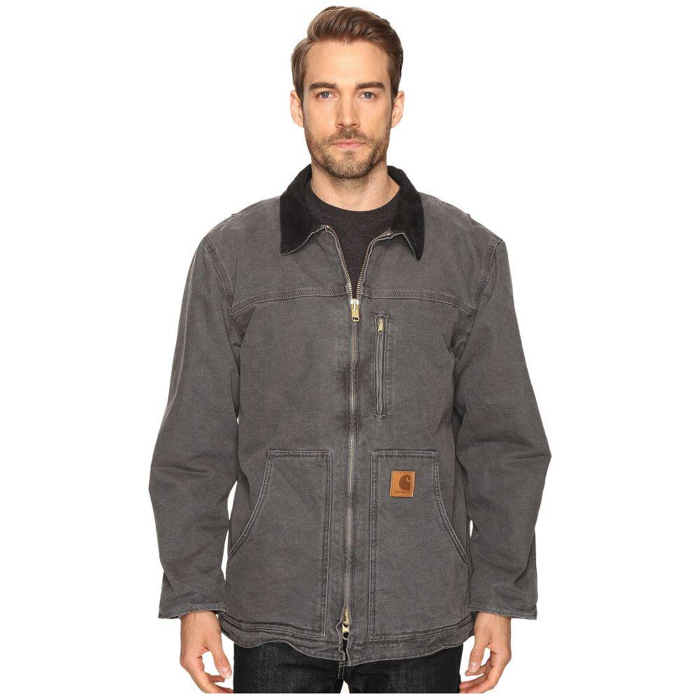 カーハート Carhartt メンズ アウター コート【Sandstone Ridge Coat】Gravel