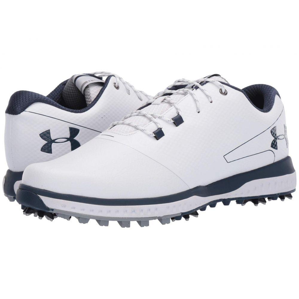 アンダーアーマー Under Armour メンズ ゴルフ シューズ・靴【UA Fade RST II EE】White/Steel/Academy
