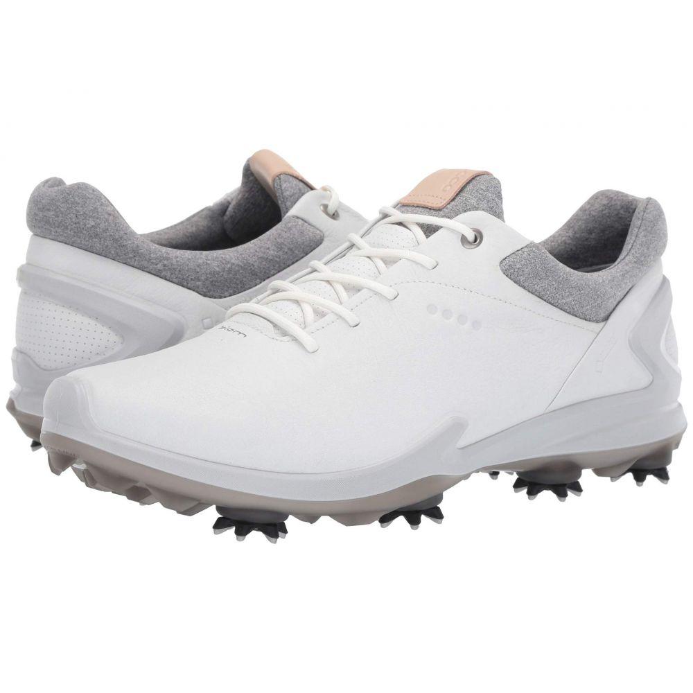 エコー ECCO Golf メンズ ゴルフ シューズ・靴【BIOM G 3】Shadow 白い