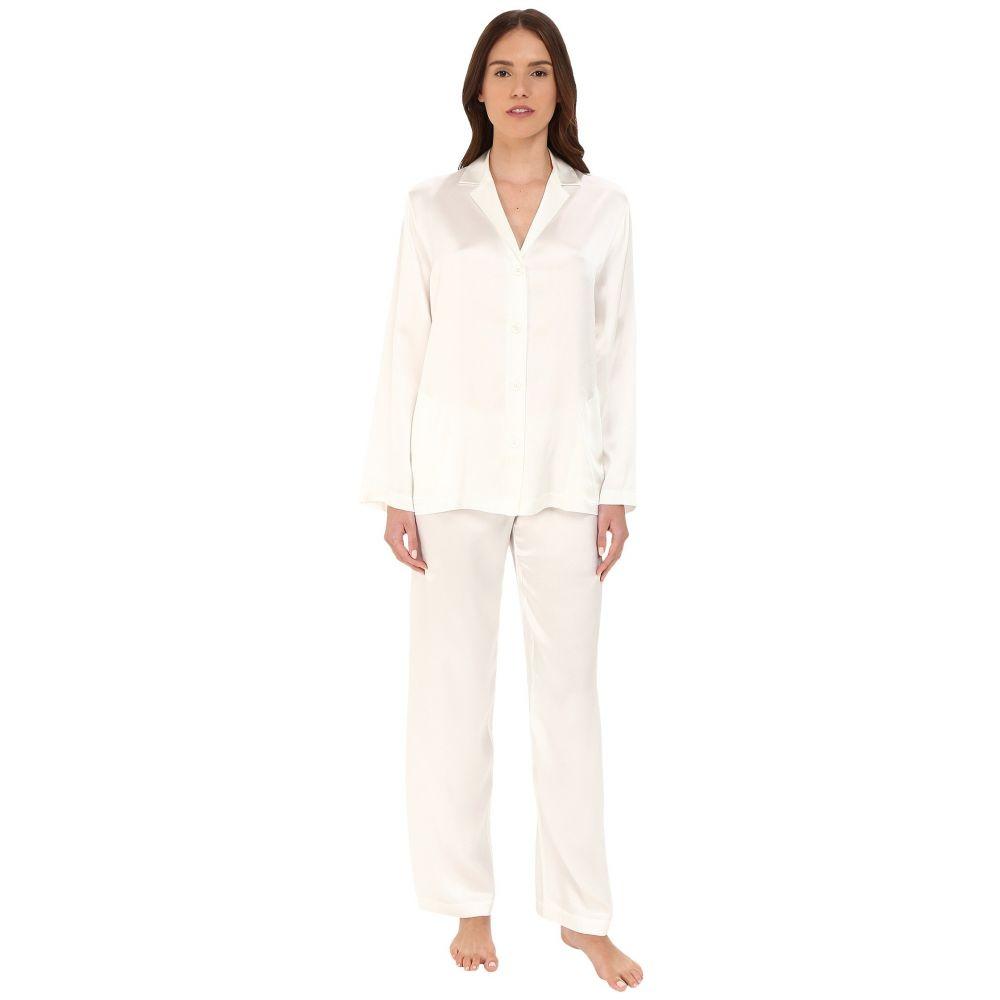 ラ ペルラ La Perla レディース インナー・下着 パジャマ・上下セット【Silk Pajama】Natural