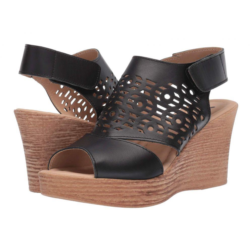 スプリングステップ Spring Step レディース シューズ・靴 サンダル・ミュール【Rokshana】Black