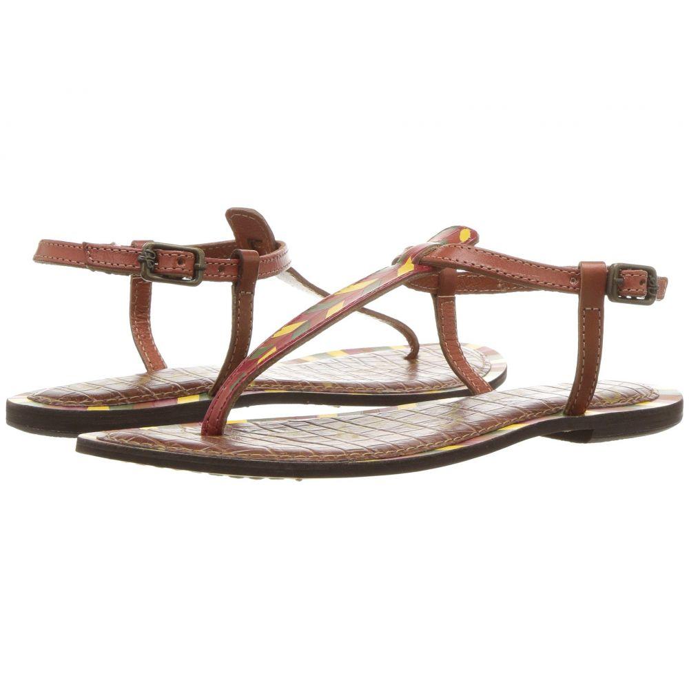 サム エデルマン Sam Edelman レディース シューズ・靴 サンダル・ミュール【Gigi 5】Saddle Painted Chevron Leather