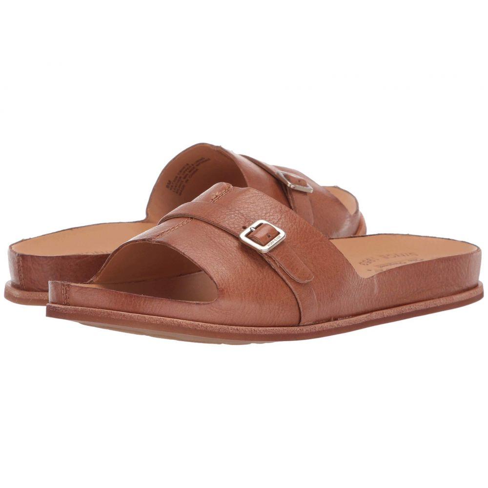 コークイーズ Kork-Ease レディース シューズ・靴 サンダル・ミュール【Downey】Brown Full Grain Leather