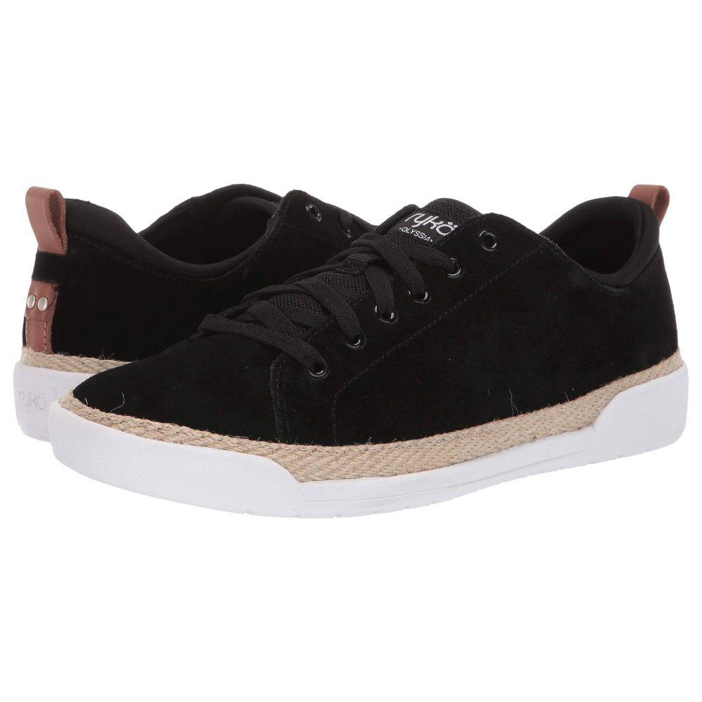 ライカ Ryka レディース シューズ・靴 スニーカー【Olyssia】Black