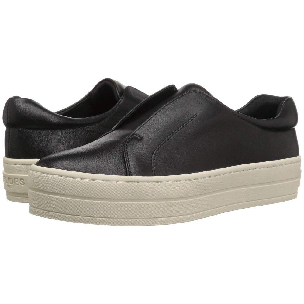 ジェイスライド J/Slides レディース シューズ・靴 スニーカー【Heidi】Black Leather