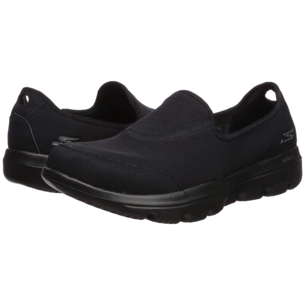 スケッチャーズ SKECHERS Performance レディース シューズ・靴 スニーカー【Go Walk Evolution Ultra - 15763】Black