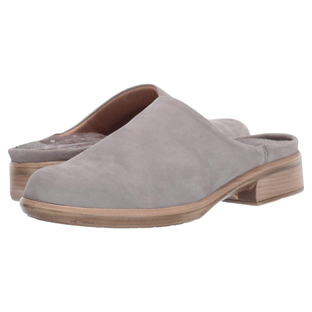 ナオト Naot レディース シューズ・靴【Lodos】Light Gray Nubuck