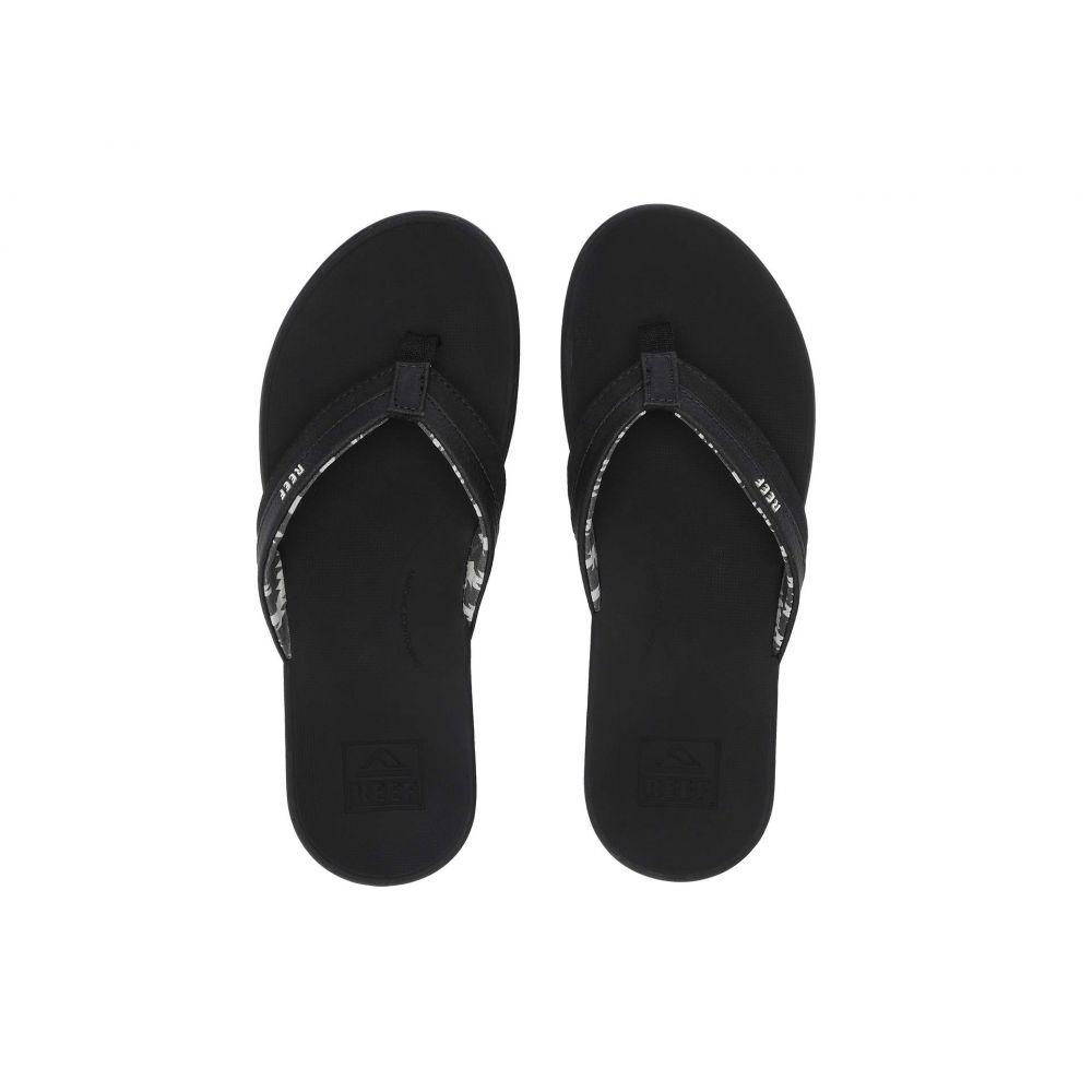リーフ Reef レディース シューズ・靴 ビーチサンダル【Ortho-Bounce Coast】Black