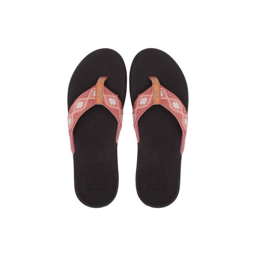 リーフ Reef レディース シューズ・靴 ビーチサンダル【Ortho-Bounce Woven】Dusty Coral
