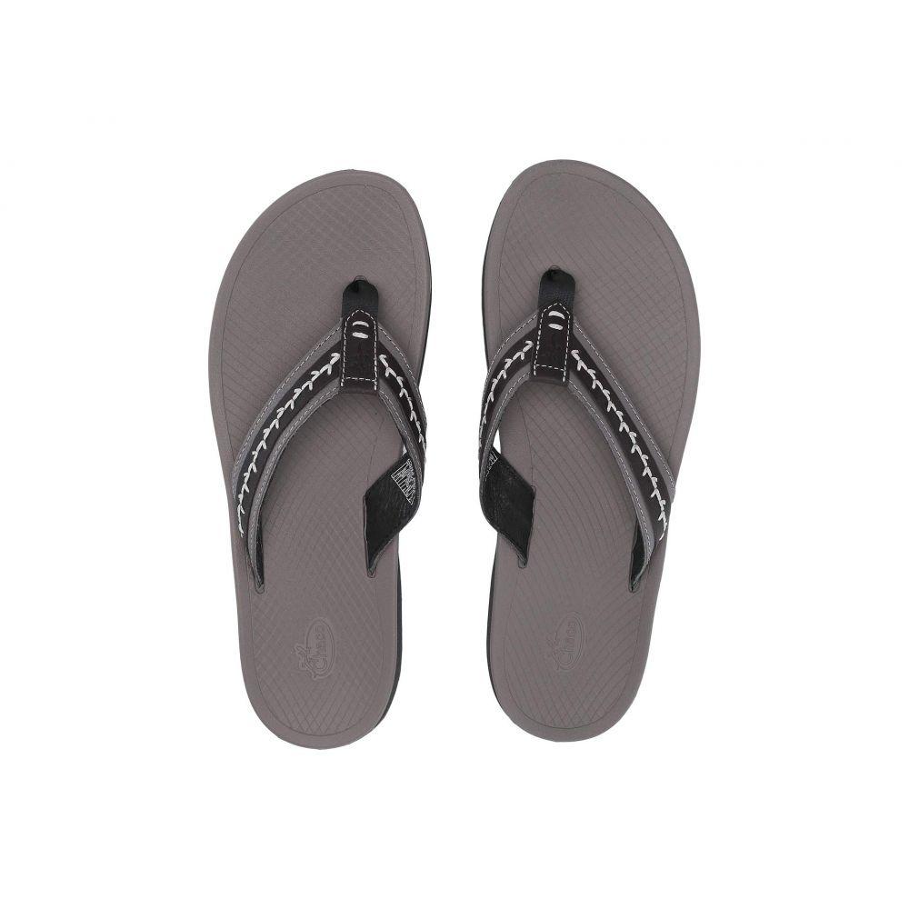 チャコ Chaco レディース シューズ・靴 ビーチサンダル【Playa Pro Leather】Gray