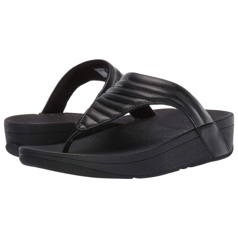 フィットフロップ FitFlop レディース シューズ・靴 ビーチサンダル【Lottie Padded】Black/Black