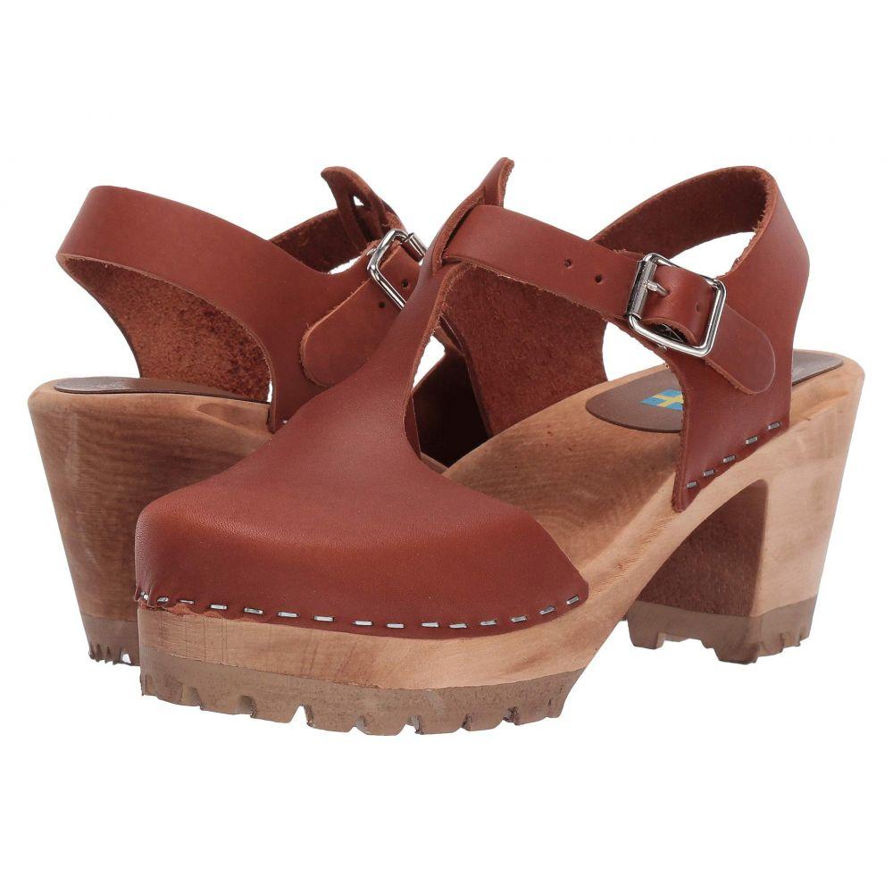 ミア MIA レディース シューズ・靴【Madeline】Luggage Leather