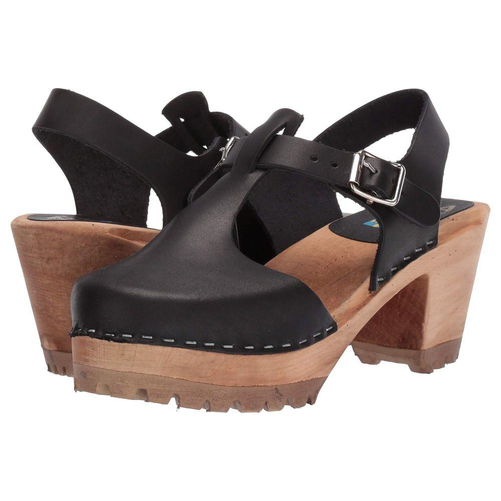ミア MIA レディース シューズ・靴【Madeline】Black Leather