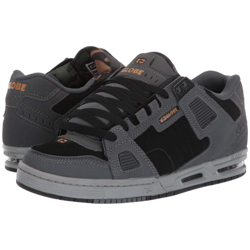 グローブ Globe メンズ シューズ・靴 スニーカー【Sabre】Charcoal/Black/Camo