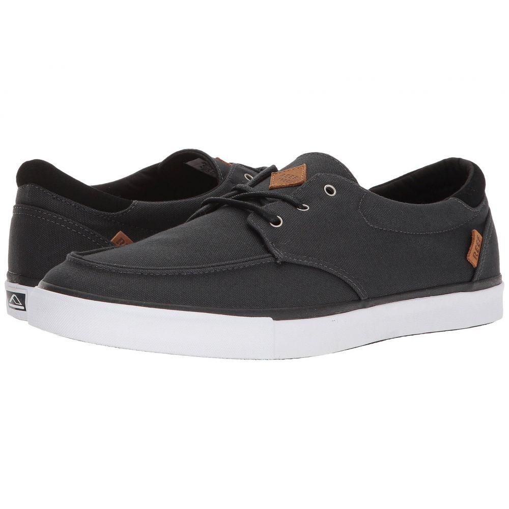 リーフ Reef メンズ シューズ・靴 スニーカー【Deckhand 3】Black/White