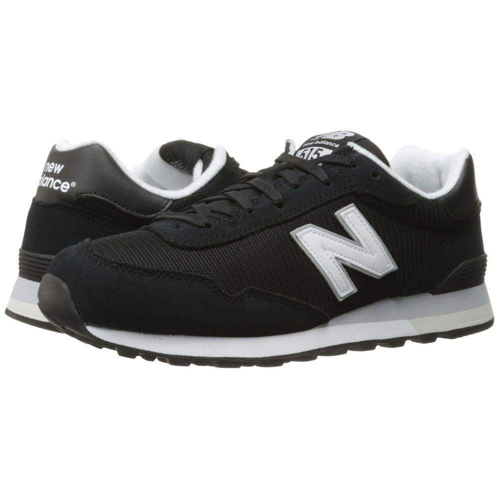 ニューバランス New Balance Classics メンズ シューズ・靴 スニーカー【ML515】Black/White