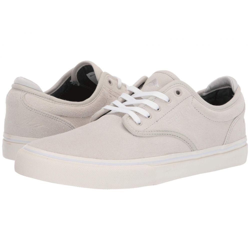 エメリカ Emerica メンズ シューズ・靴 スニーカー【Wino G6】White/White/White